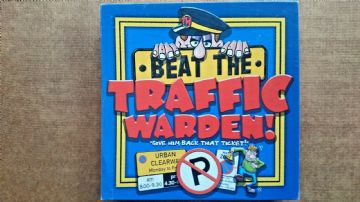 Beat the Traffic Warden  by GD 2003